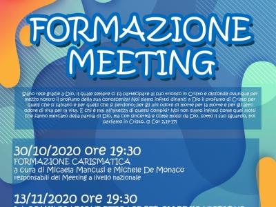 Formazione Meeting Bambini 2020
